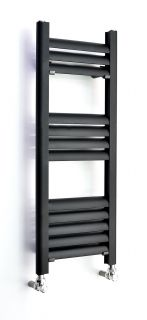 Accuro Korle - Champagne Towel Radiator - Anthracite