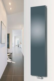 EucoTherm - Mars Plus Duo Vertical Radiator - Anthracite
