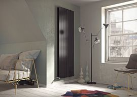 EucoTherm - Mars Duo Vertical Radiator - Anthracite