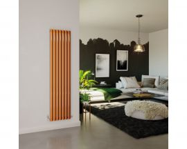 DQ - Denali Vertical Radiator - Copper