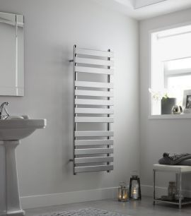 HeatQuick - Alder Vertical Towel Radiator