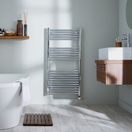 HeatQuick - Juniper Vertical Thermostatic Towel Radiator