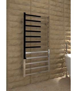 Kudox - Paco Towel Rail - Chrome