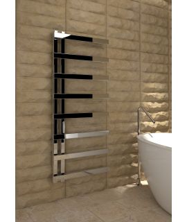 Kudox - Astrillo Towel Rail - Chrome