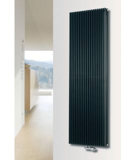 EucoTherm - Corus Duo Vertical Radiator - Anthracite