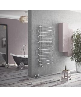 EucoTherm - Mamba Towel Radiator - Chrome