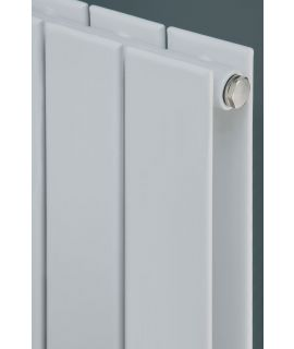 EucoTherm - Mars Duo Vertical Radiator - White