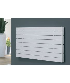 EucoTherm - Mars Duo Horizontal Radiator - White