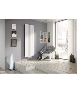 EucoTherm - Mars Single Vertical Radiator