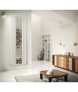EucoTherm - Nova Mirror Single Radiator