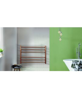 DQ - Siena Stainless Steel Towel Radiator - Copper