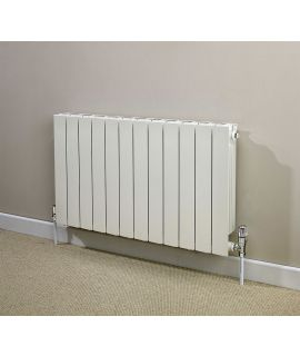 HeatQuick - Osprey Horizontal Radiator - White