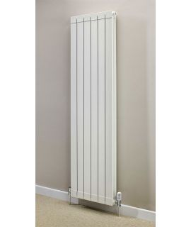 HeatQuick - Osprey Vertical Radiator - White