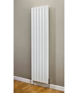HeatQuick - Buzzard Double Vertical Radiator - White
