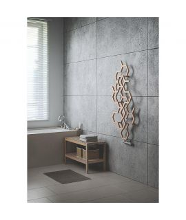 Terma - Hex Towel Radiator - Copper