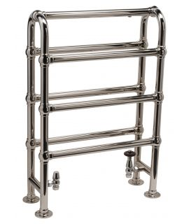 DQ - Hilborough Radiator - Chrome
