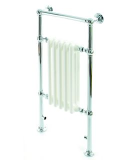 DQ - Lynford - Essential Towel Rail - Chrome
