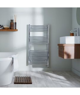 HeatQuick - Juniper Electric Straight Towel Radiator