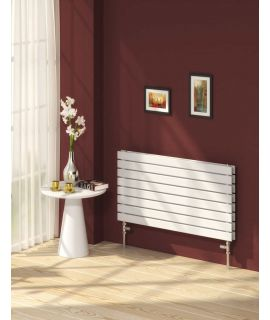 Reina - Rione Horizontal Double - White