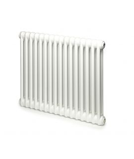 DeLonghi - 2 Column Horizontal White Radiator