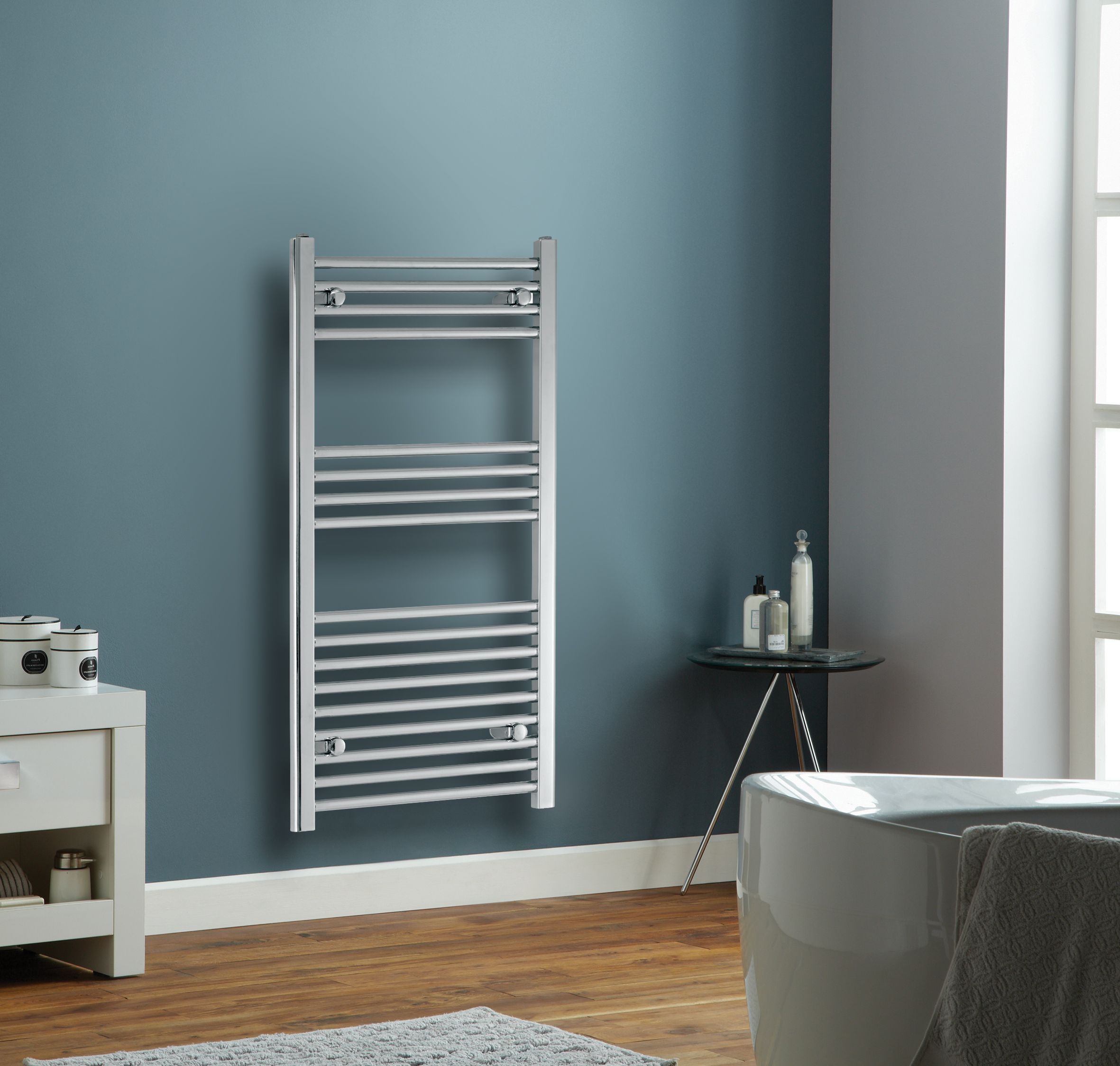 How To Adjust The Temperature On Heated Towel Rails