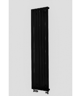 DeLonghi - Miro Vertical Designer Radiator - Black