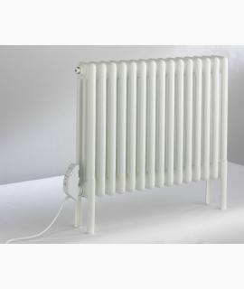DQ - Peta Electric Radiator (2 Column) - White