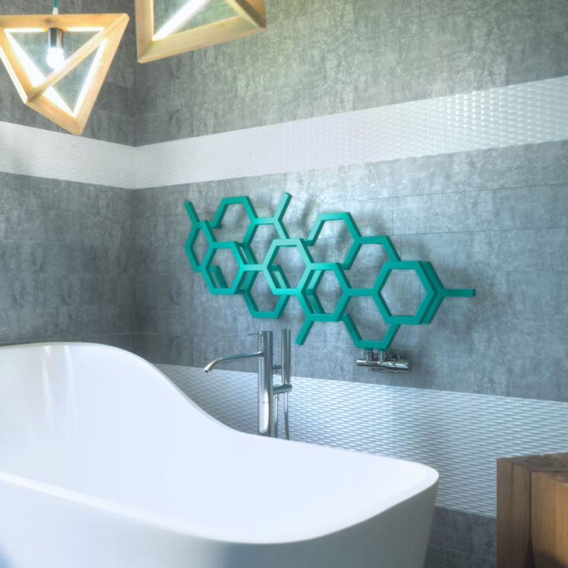 Coloured Radiators A Buyer's Guide