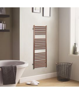 HeatQuick - Joanna Towel Radiator - Rose Gold