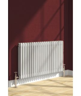 Reina - Colona Horizontal 2 Column - White
