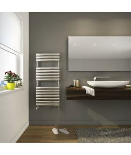DQ - Cove Towel Rail - Polished