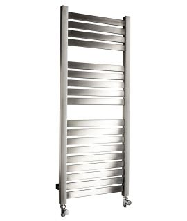 DQ - Alisi Towel Radiator - Brushed
