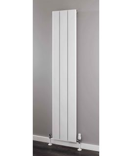 HeatQuick - Sparrowhawk Vertical Radiator - White