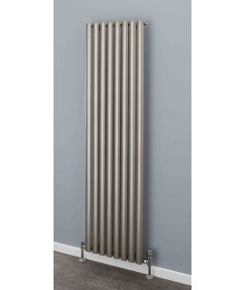 HeatQuick Falcon Single Vertical Radiator