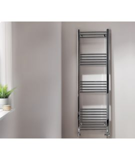HeatQuick - Eagle 22mm Straight Towel Radiator - Chrome