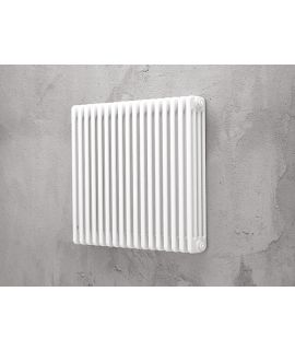 DeLonghi - 4 Column Horizontal White Radiator