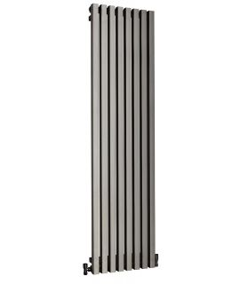 DQ - Dune Vertical Radiator - Brushed