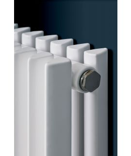 EucoTherm - Corus Duo Vertical Radiator - White