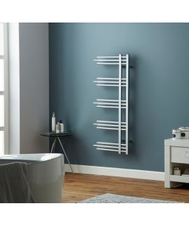 HeatQuick - Chertsey Towel Radiator - Chrome