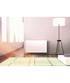 HeatQuick – Single Convector Compact Radiator