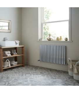 HeatQuick - Willow - Single Horizontal Designer Radiator